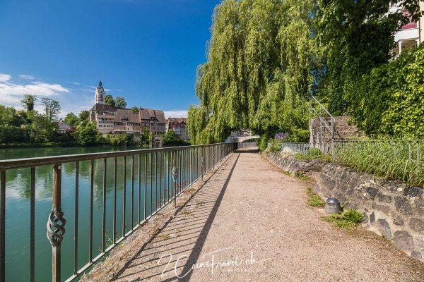 Uferpromenade Laufenburg