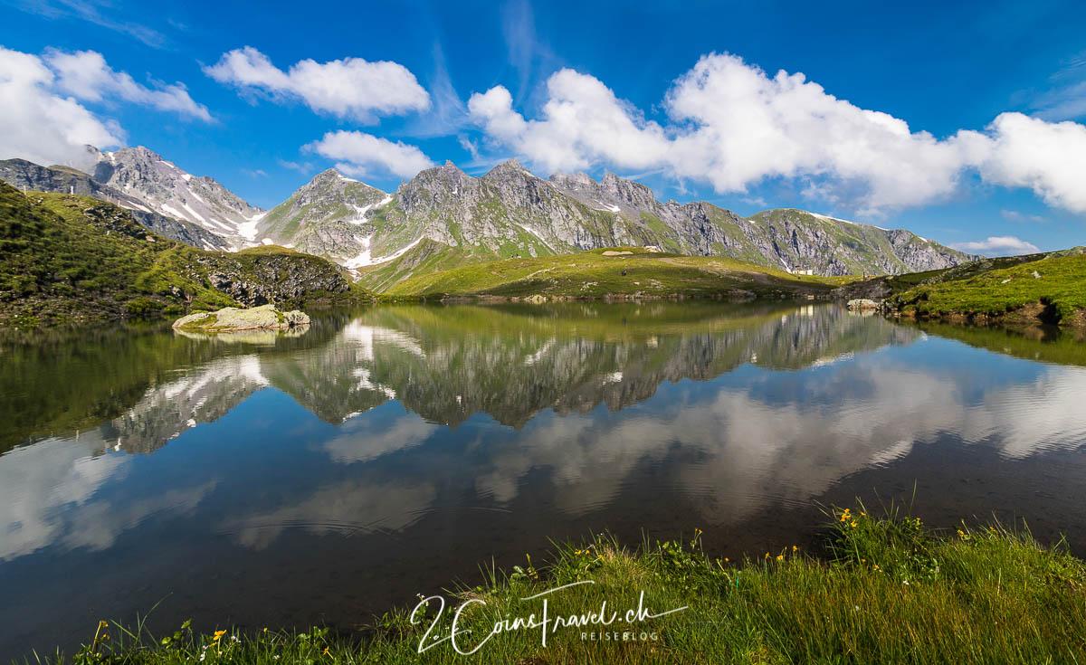 Pizol 5 Seen Wanderung