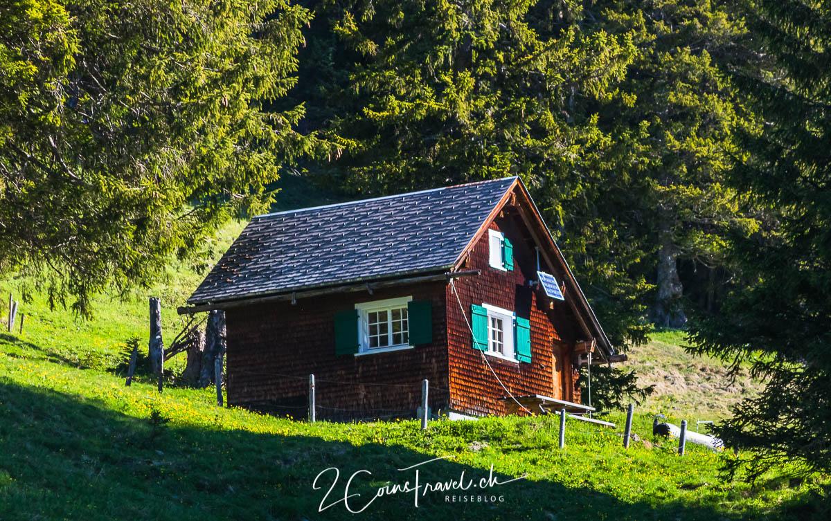 Berghütte Ämpächli