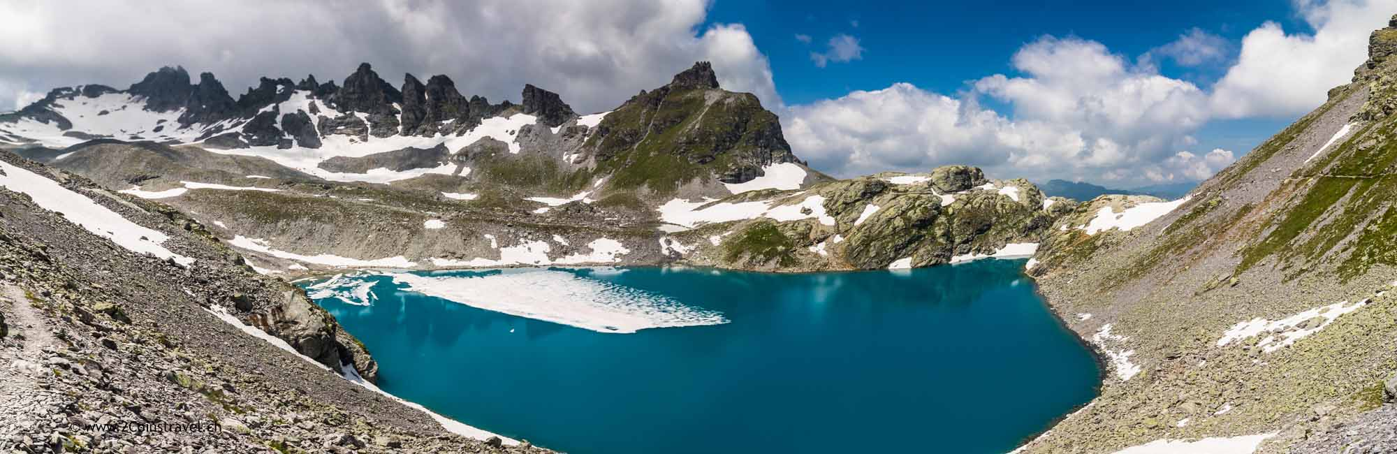 Pizol Wildsee Panorama