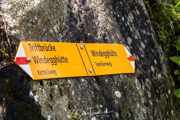 Familienweg Windegghütte