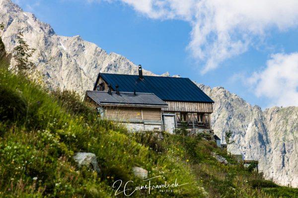 Windegghütte Trifttal
