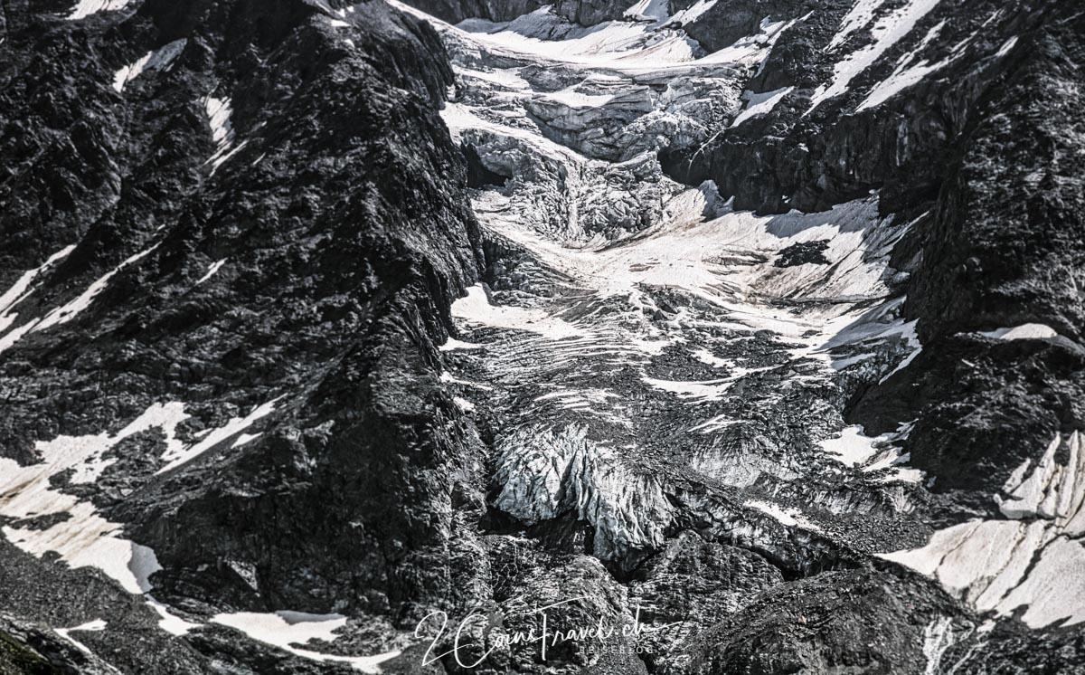 Gletscher Trifttal