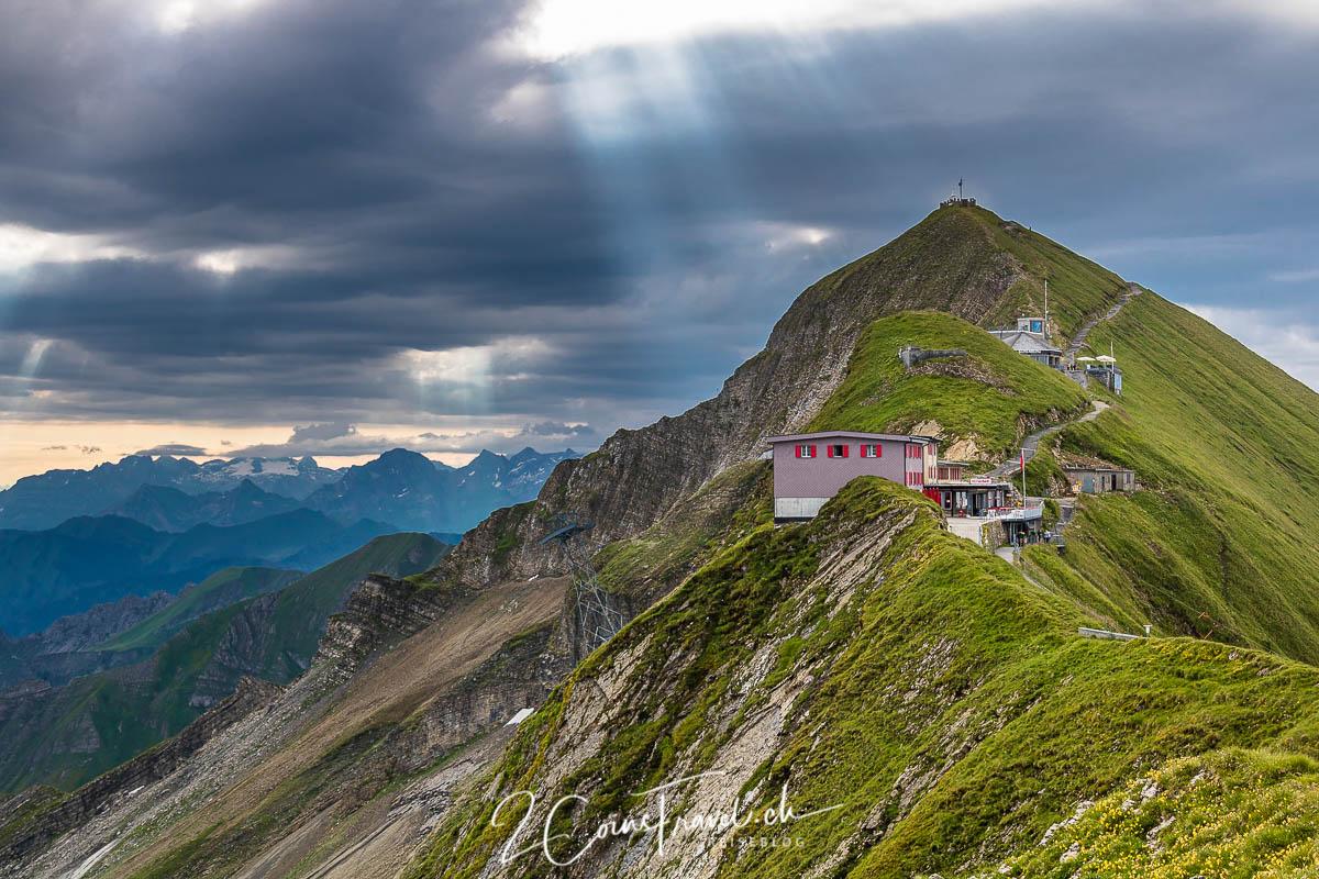 Brienzer Rothorn Gipfel