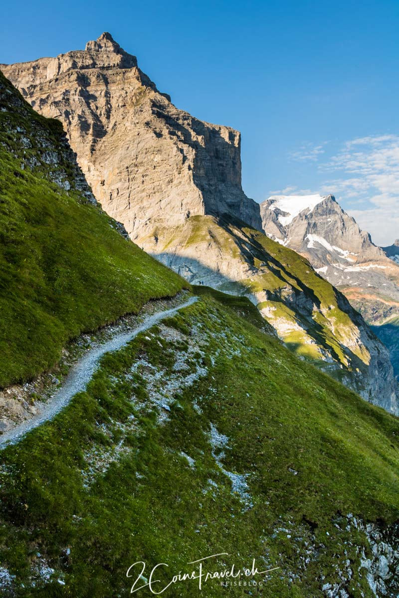 Wanderweg Muttseehütte