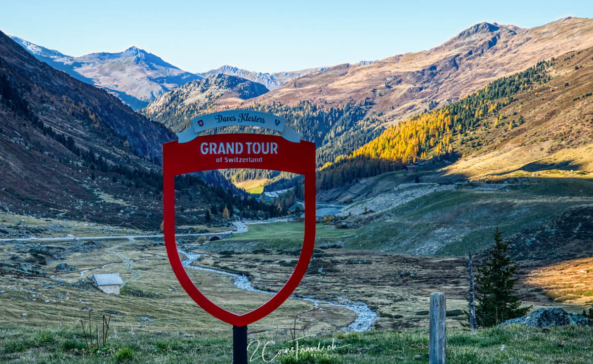 Grand Tour of Switzerland Foto-Spot Davos