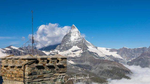 Matterhorn vom Gornergrat