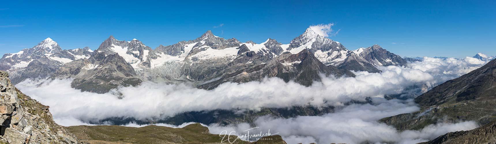 Panorama Zermattertal