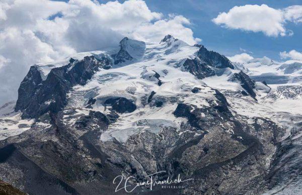 Monte-Rosa-Massiv
