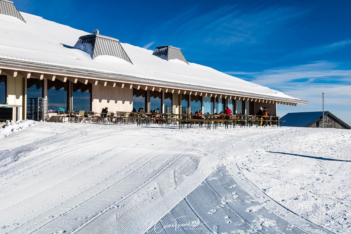 Bergrestaurant Chäserrugg