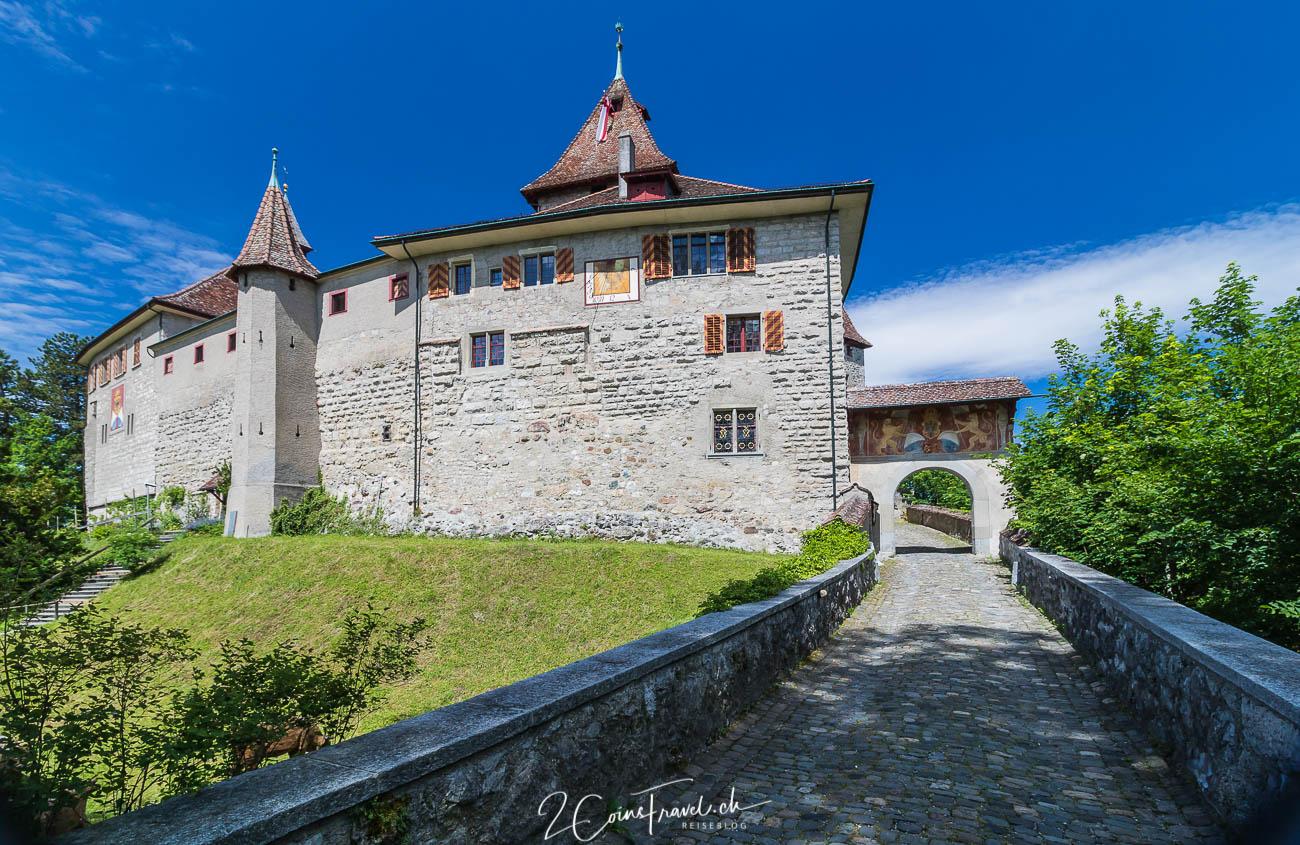 Kyburg Züricher Oberland