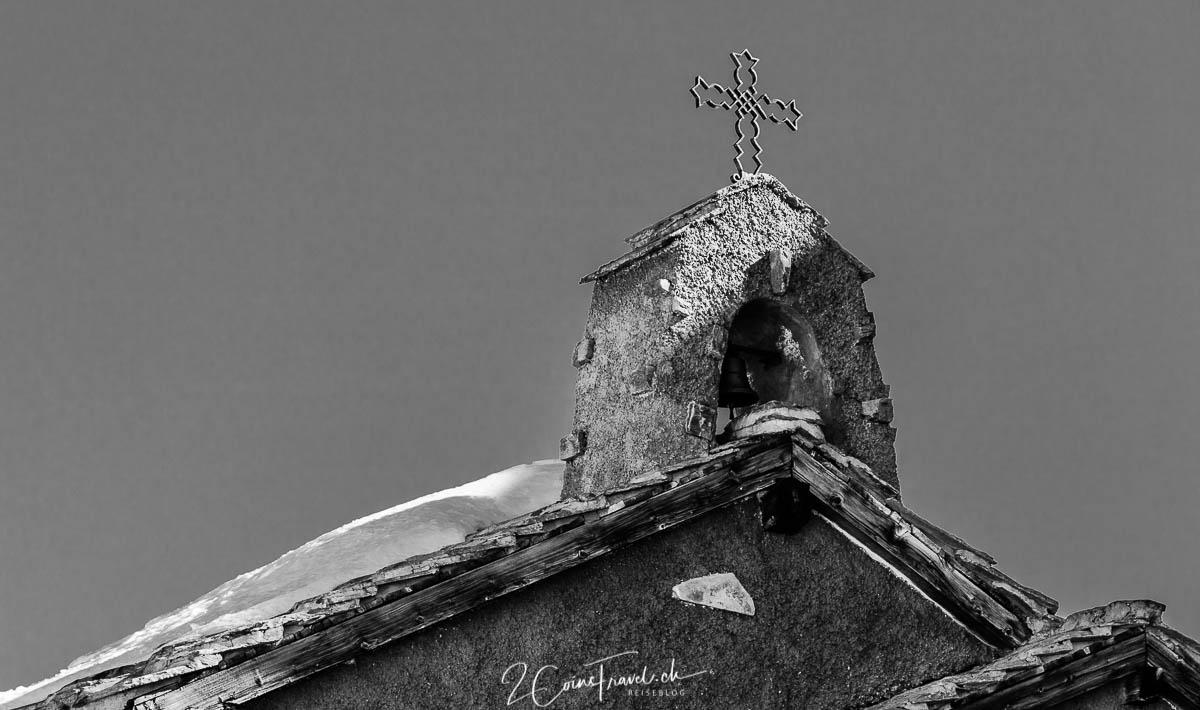 Kapelle Gornergrat Bernhard von Aosta