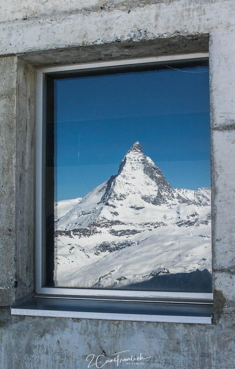 Spiegelung Matterhorn