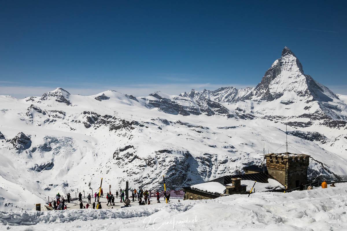 Bergstation Gornergrat