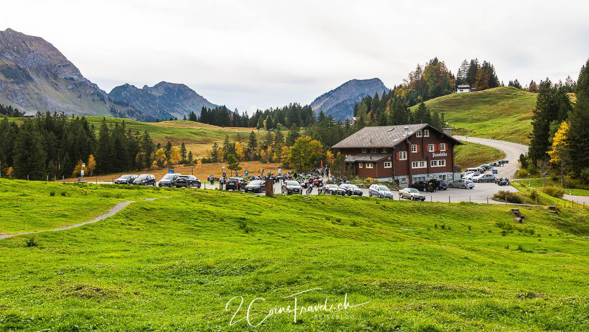 Schwägeralp Pass Sommer