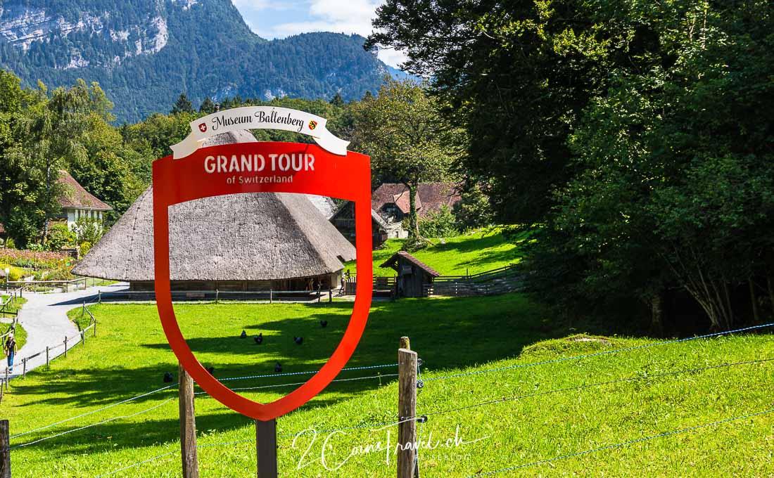 Grand Tour Fotospot Ballenberg