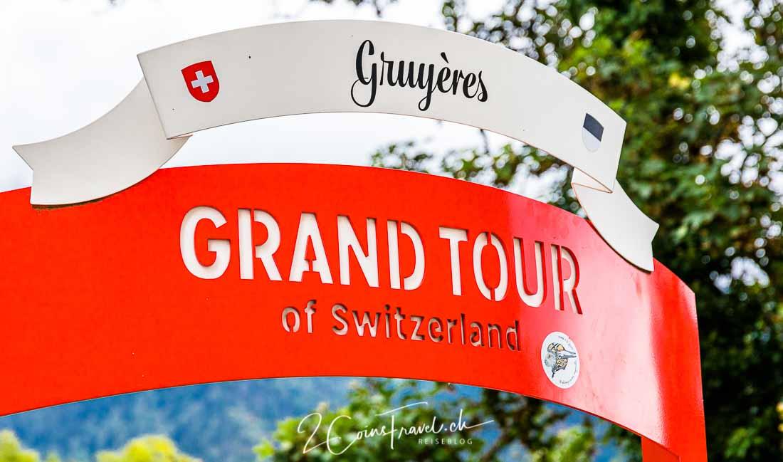 Grand Tour Fotospot Gruyeres