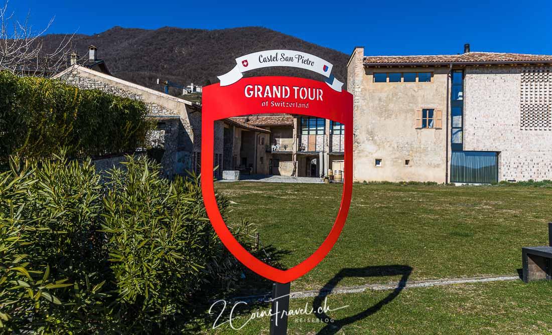 Grand Tour Foto Spot Castel San Pietro