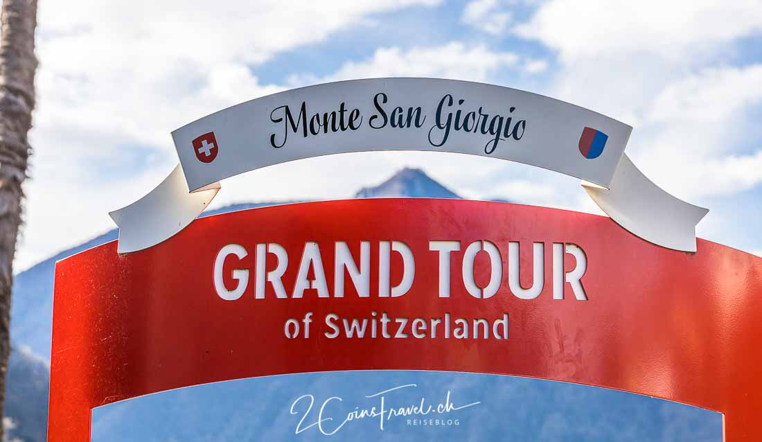 Grand Tour Foto Spot Monte San Giorgio