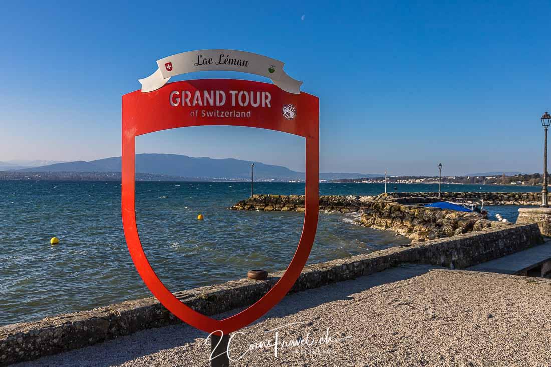 Grand Tour Fotospot Coppet