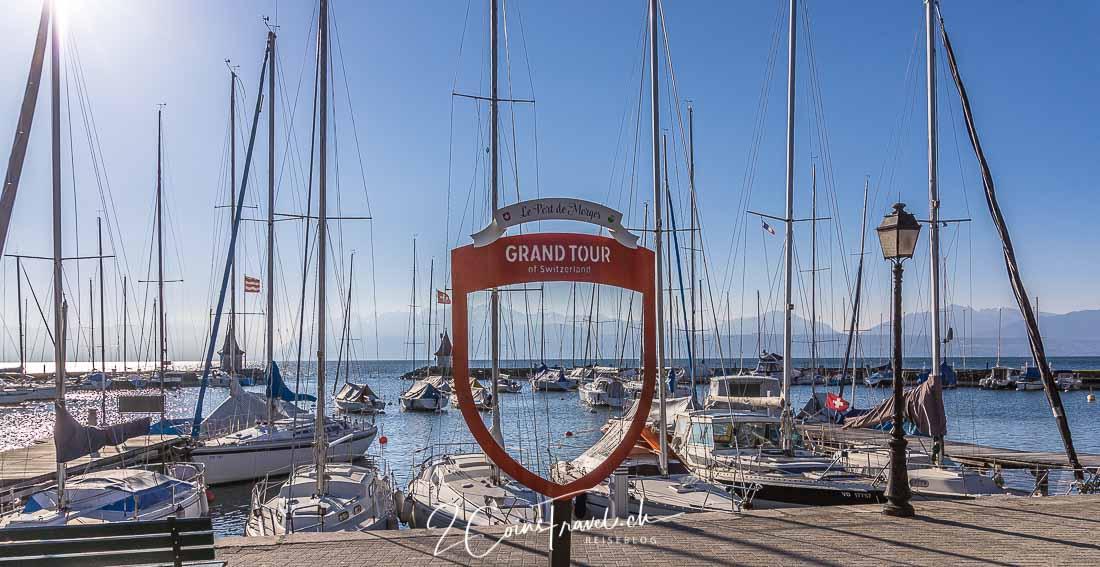 Grand Tour Fotospot Morges