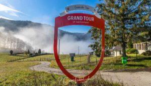 Grand Tour Fotospot Creux du Van
