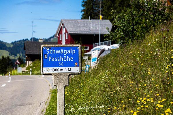 Schwägeralp Passhöhe