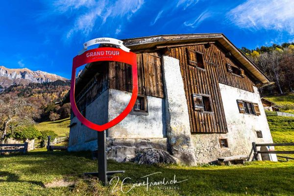 Grand Tour of Switzerland Heidiland