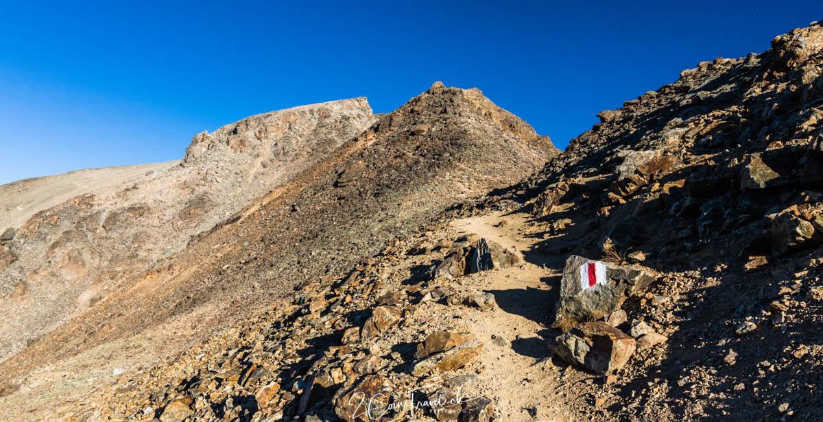 Wanderweg Munt Pers
