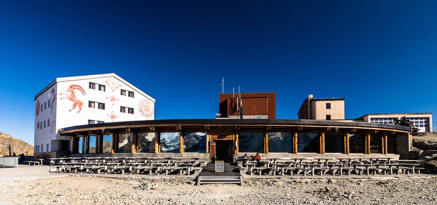 Berghotel und Restaurant Diavolezza