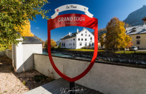 Grand Tour of Switzerland Fotospot La Punt