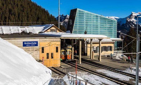Bergstation Grütschalp