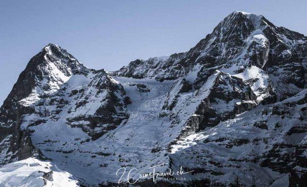 Eiger und Jungfrau