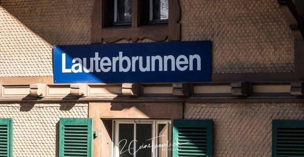 Lauterbrunnen Bahnhof