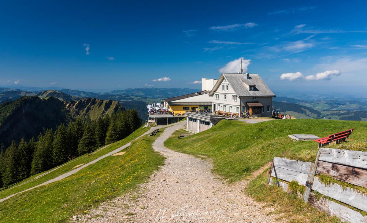 Bergstation Kronberg Appenzellerland
