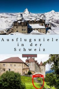 Pinterest Ausflugsziele Schweiz