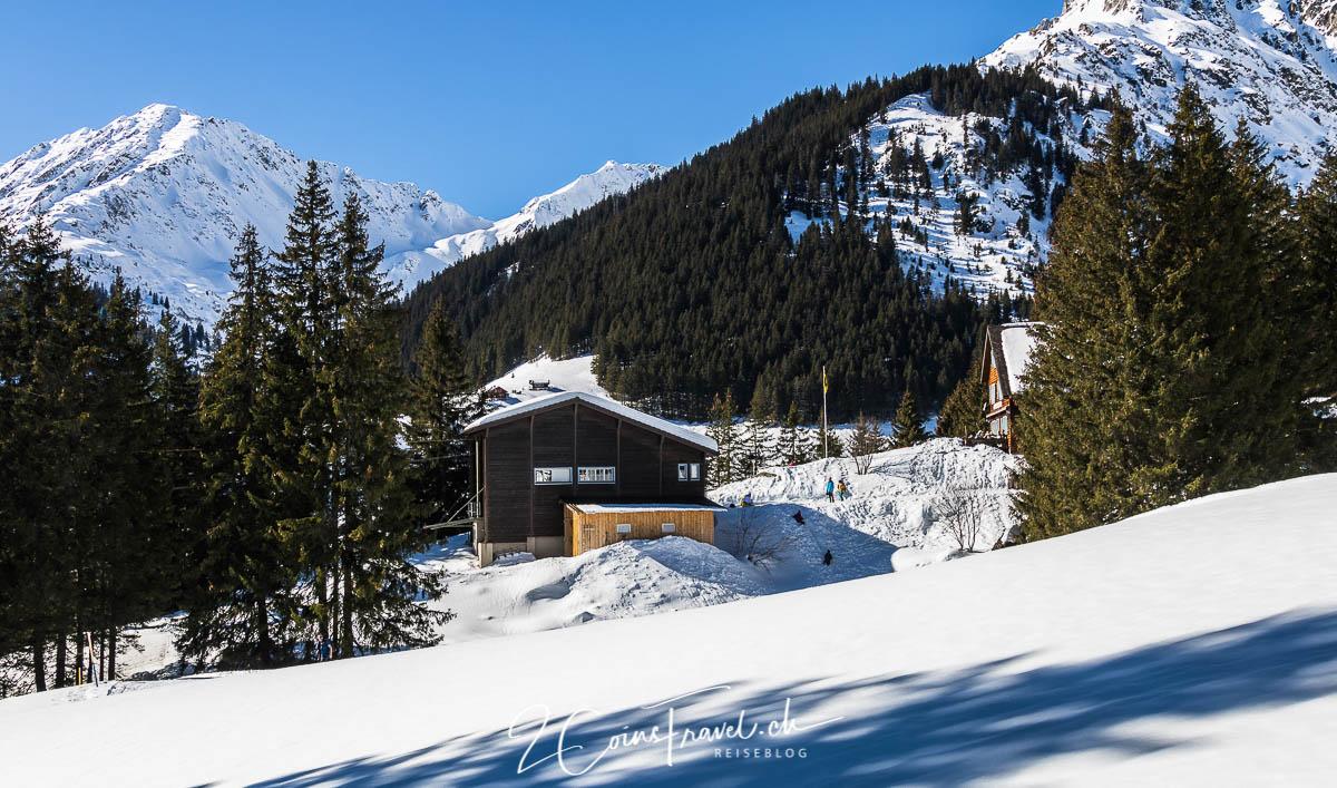 Bergstation Intschi