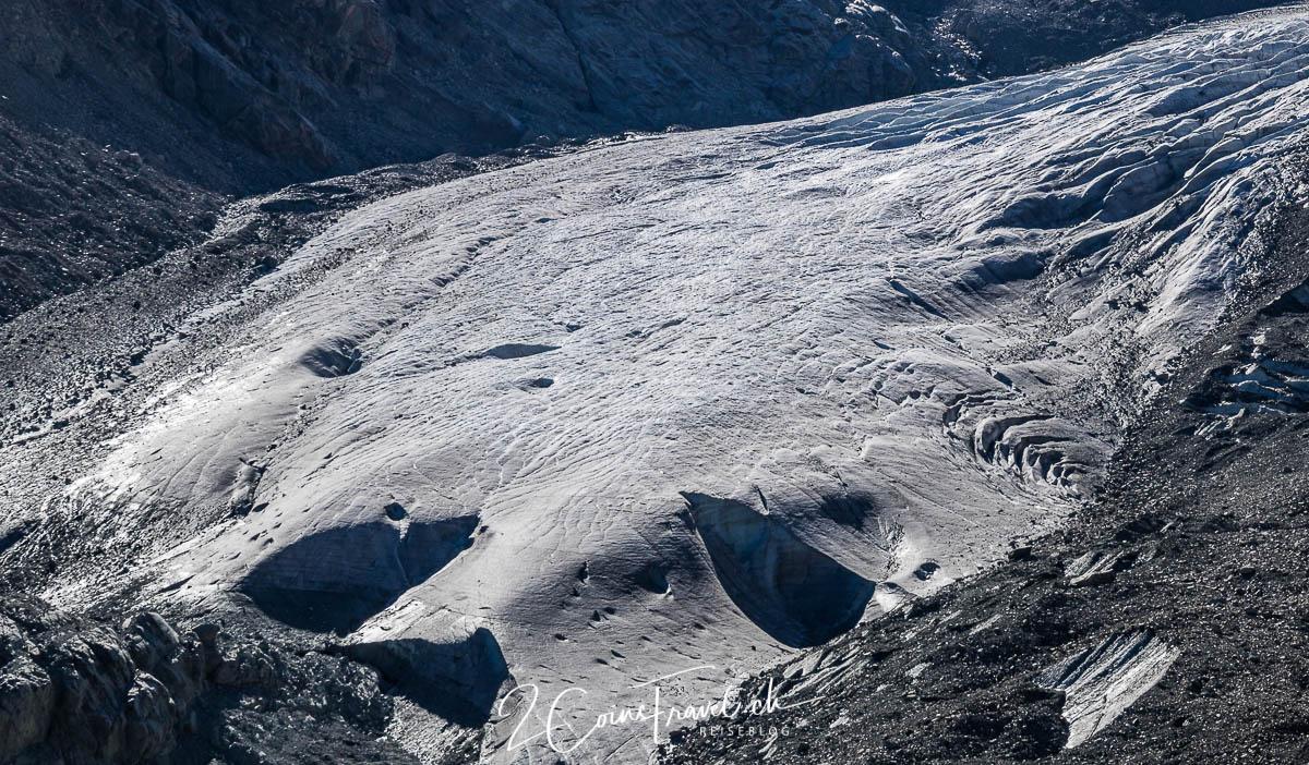 Gletscherzung Morteratschgletscher