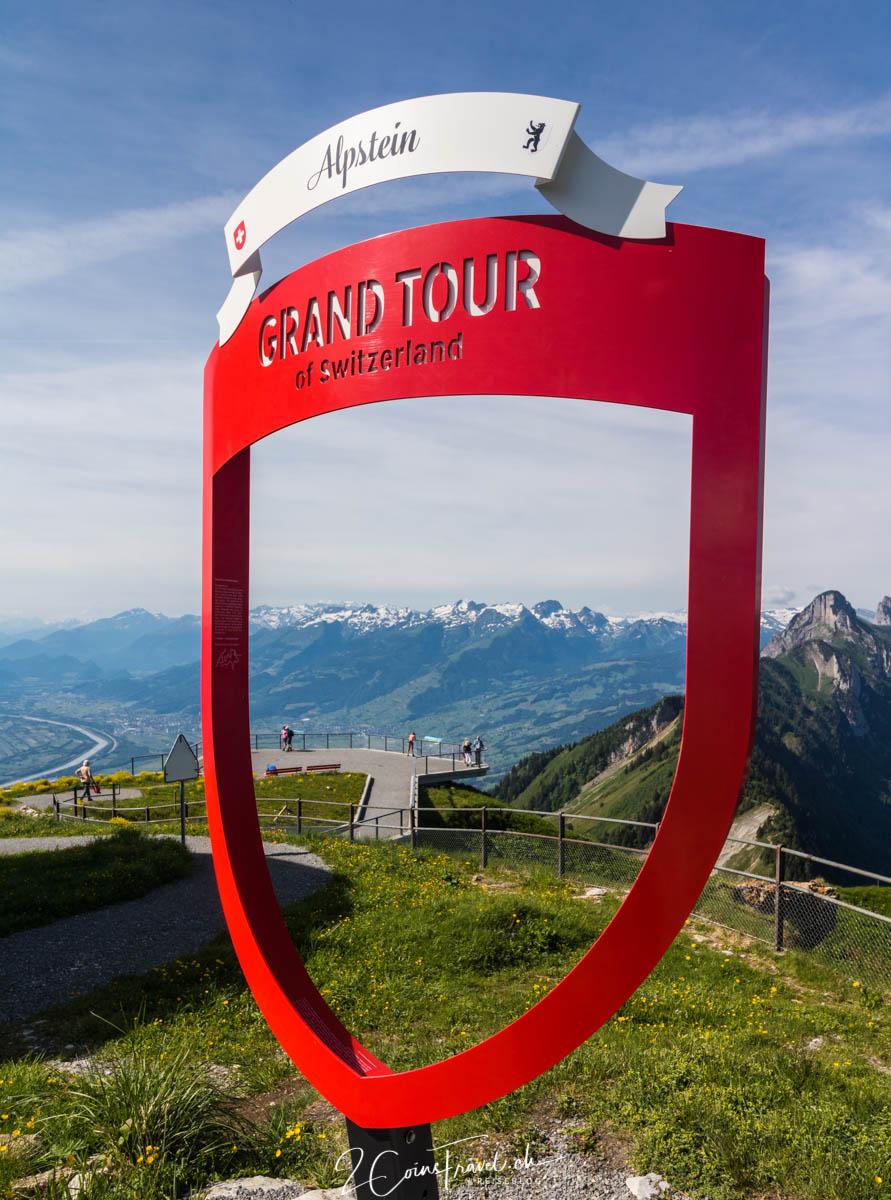 Grand Tour of Switzerland Alpstein Hohe Kasten