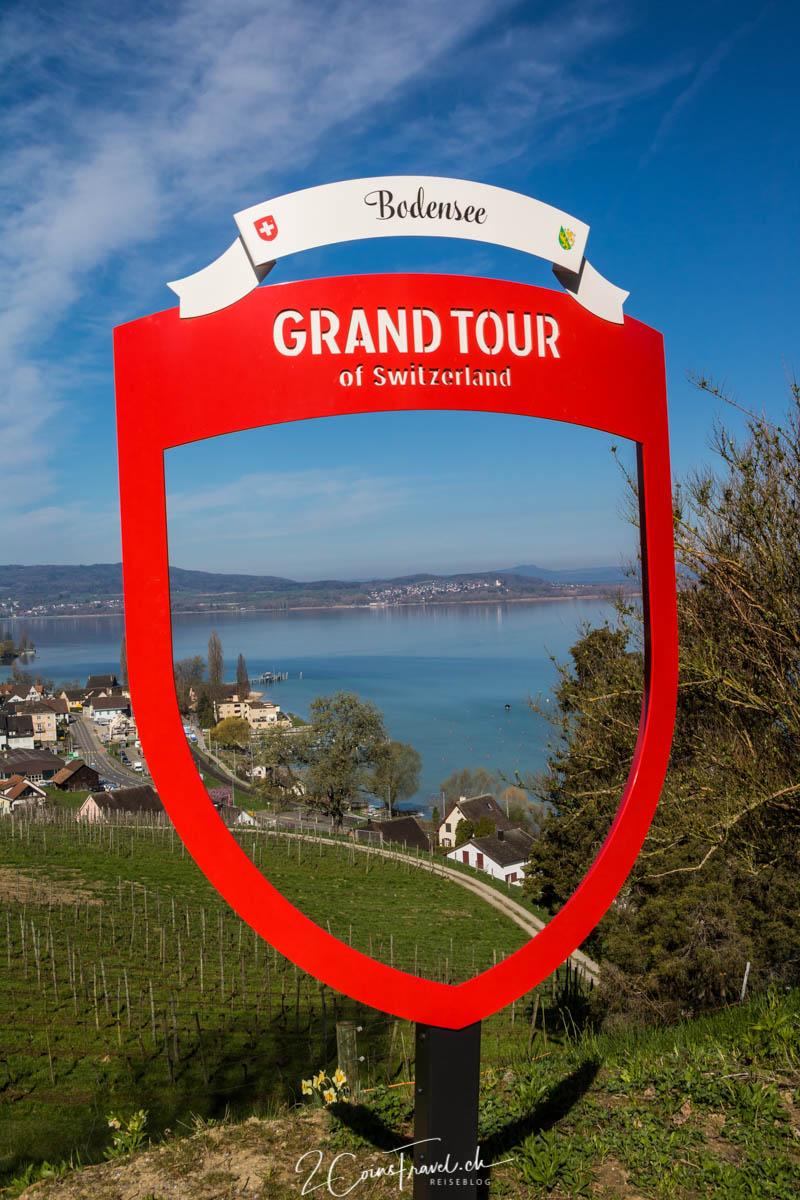 Grand Tour of Switzerland Salenstein Bodensee