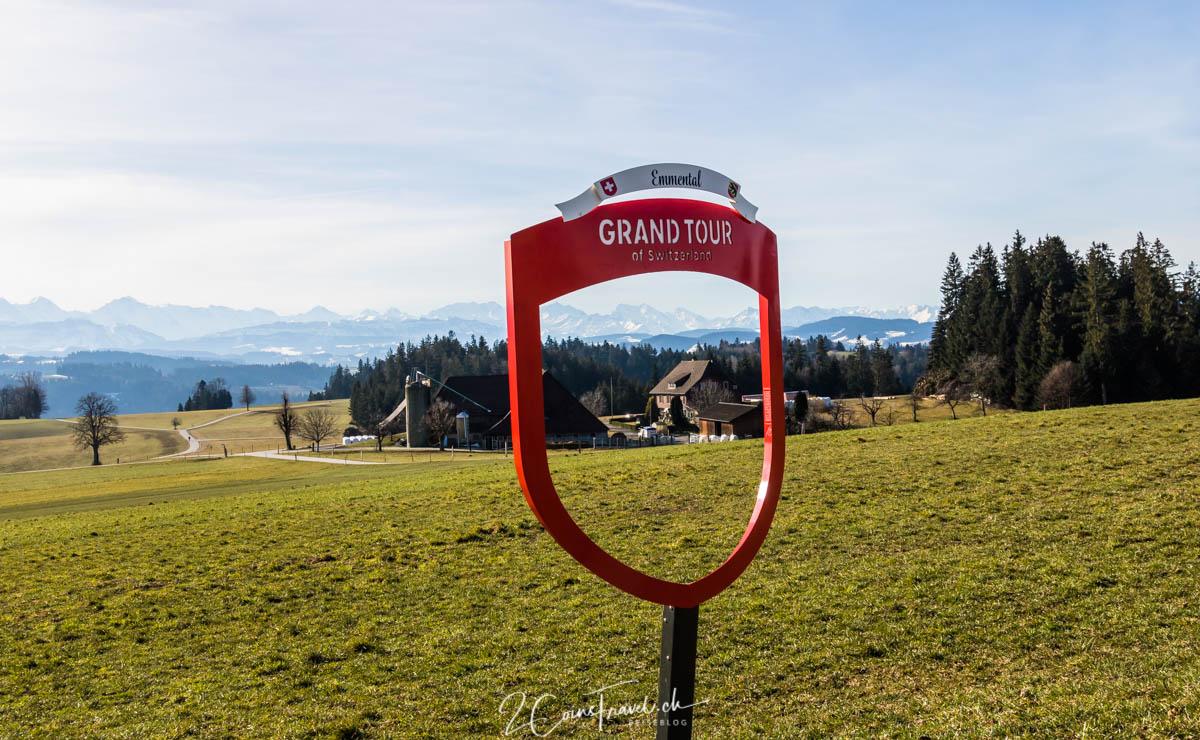 Grand Tour of Switzerland Emmental