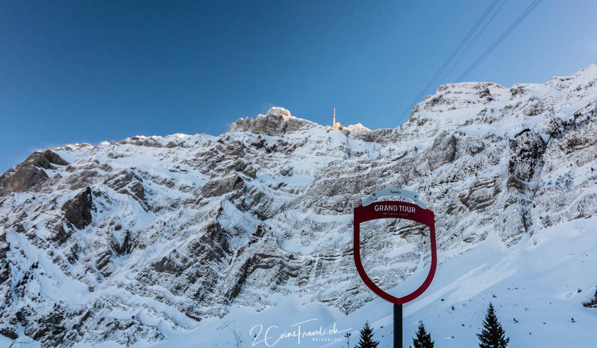 Grand Tour of Switzerland Säntis