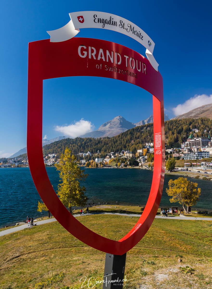 Grand Tour of Switzerland St. Moritz