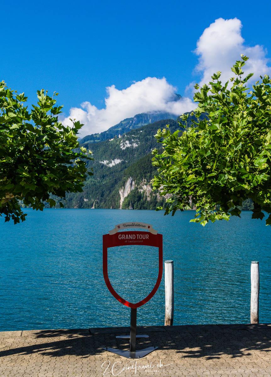 Grand Tour of Switzerland Vierwaldstättersee