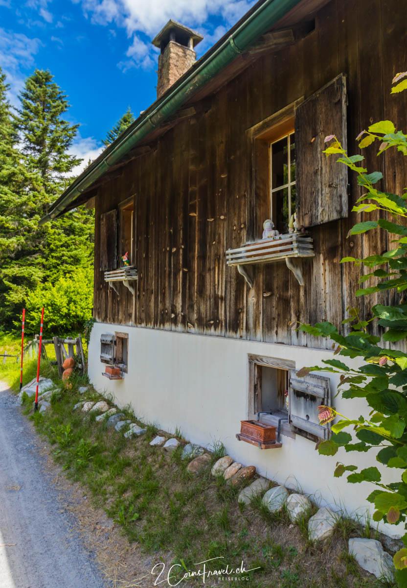 Waldhaus bei Flims