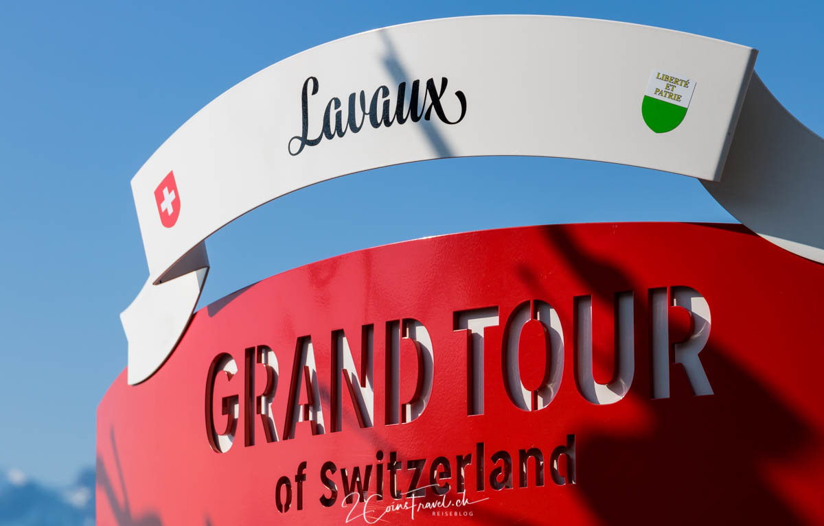 Grand Tour of Switzerland Foto Spot Lavaux