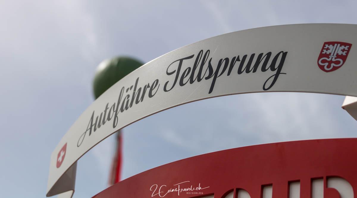 Grand Tour of Switzerland Foto Spot Tellsprung