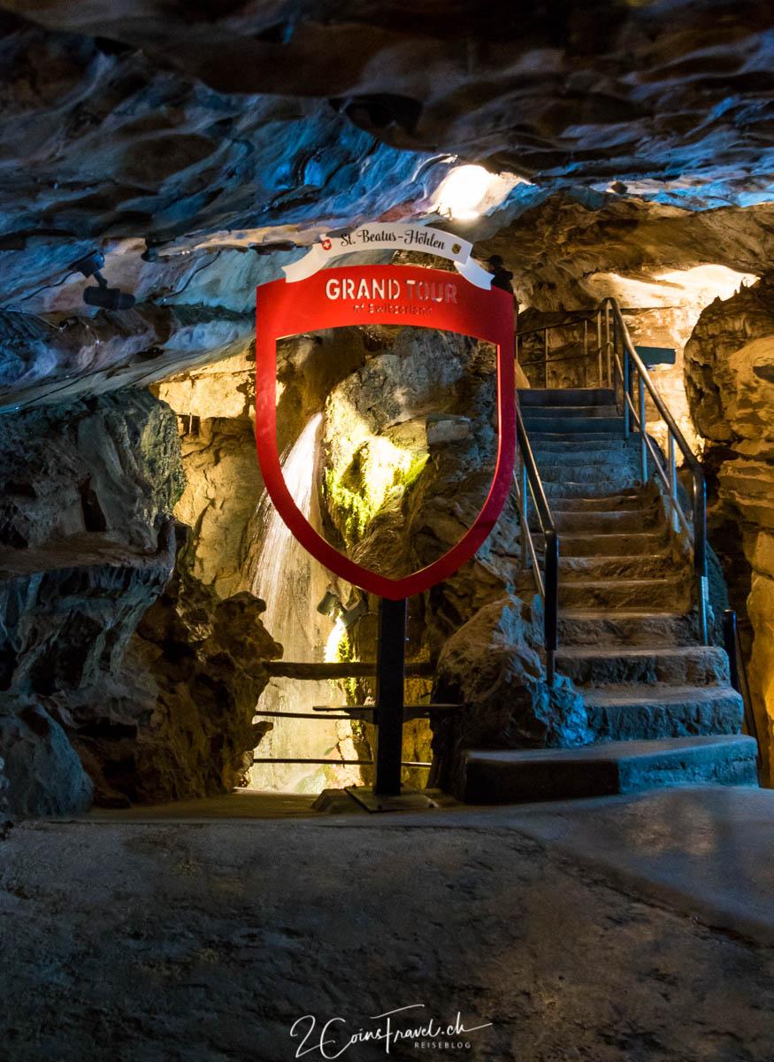 Grand Tour of Switzerland Foto Spot St. Beatus Höhlen