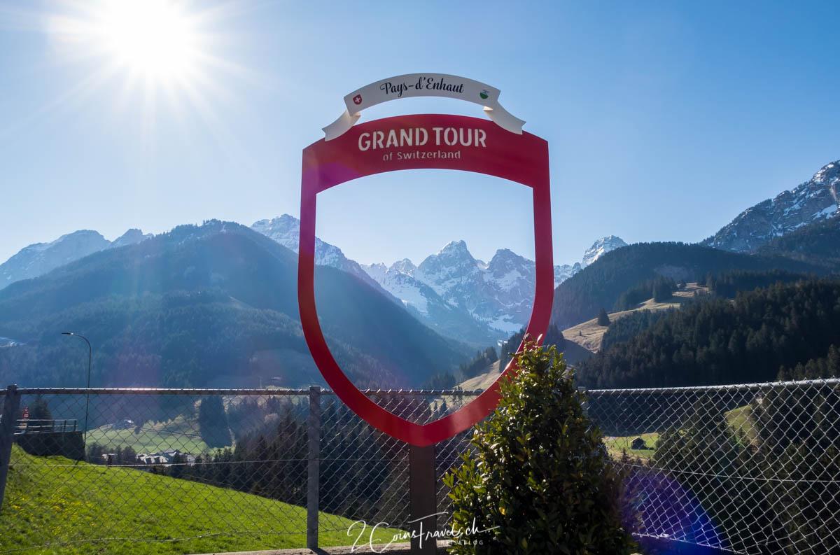 Grand Tour of Switzerland Foto Spot Pays dEnhaut