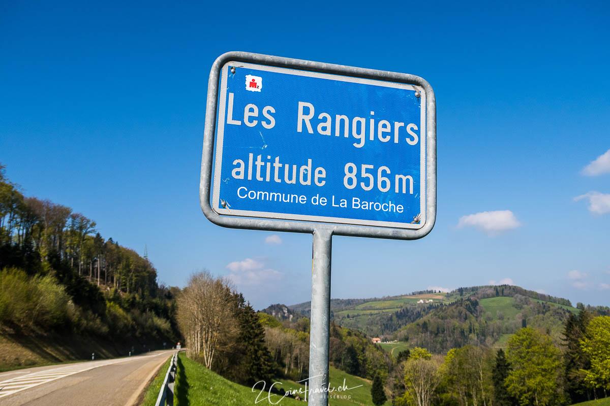 Col des Rangiers Pass